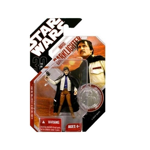 Hasbro Biggs Darklighter Academy Outfit TAC17 - Star Wars 30th Anniversary ()