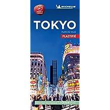 Plan Tokyo Plastifié Michelin