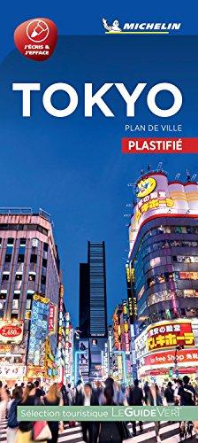 Plan Tokyo Plastifié Michelin par Michelin