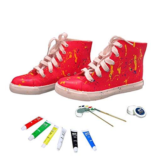my-design-womens-zimbi-paintable-erasable-diy-custom-casual-sneakers-shoe-sz-6