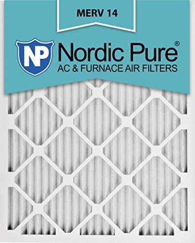 Ofen-filter 14x24x2 (Nordic Pure 12x 24x 1m14–2Merv 14AC Ofen Filter 12x 24x 1Plissee Merv 14AC Ofen Filter 2Stück)