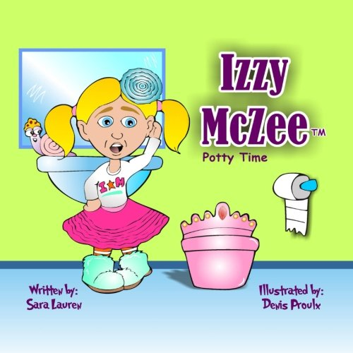 Izzy McZee: Potty Time