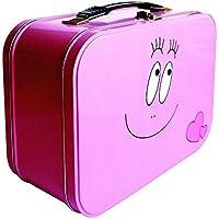 Barbapapa - Retro Blechkoffer Brotdose Lunchbox - von zwei Seiten bedruckt - Barbapapa preisvergleich bei kinderzimmerdekopreise.eu
