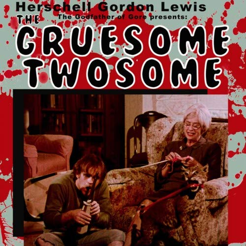 The Gruesome Twosome (Original Soundtrack) (Red Vinyl) [VINYL]