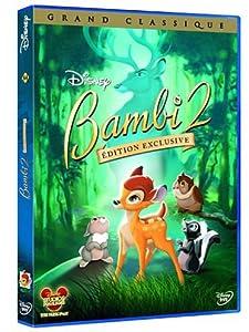 """Afficher """"Bambi 2"""""""