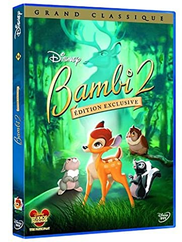 Bambi Disney - Bambi 2 [Édition