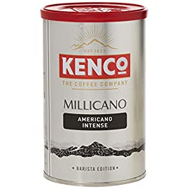 Kenco Millicano Americano Intense Instant Coffee 95g, Pack of 6)