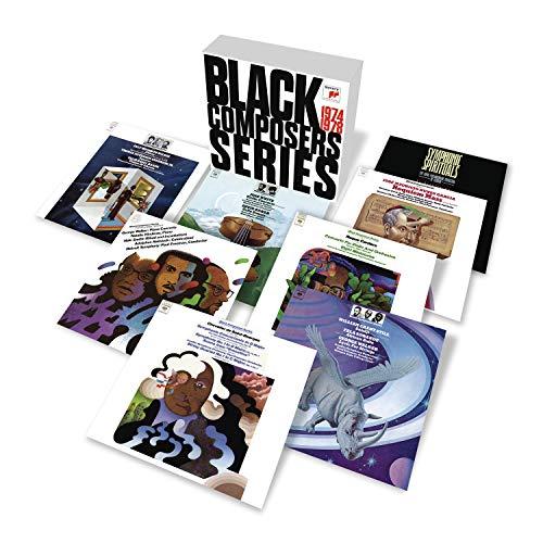 Black Composer Series 1974-1978compl.coll.