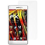 atFolix Schutzfolie kompatibel mit Oppo R5/R5s Bildschirmschutzfolie, HD-Entspiegelung FX Folie (3X)