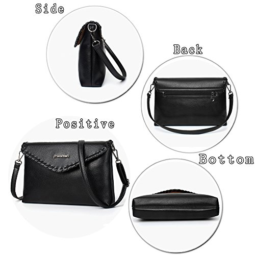 G-AVERIL, Borsa a zainetto donna nero Black Black