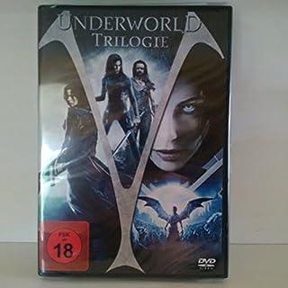 Underworld Trilogie (Underworld / Underworld Evolution / Underworld - Aufstand der Lykaner) [3 DVDs]