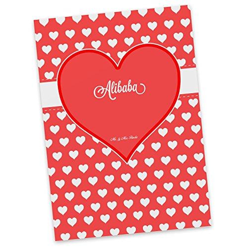 mr-mrs-panda-postkarte-alibaba-herz-geschenk-100-handmade-aus-karton-300-gramm-valentinstag-herz-lie