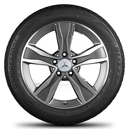 Mercedes 17 Zoll Felgen C-Klasse W205 A205 C205 S205 gebraucht kaufen  Wird an jeden Ort in Deutschland