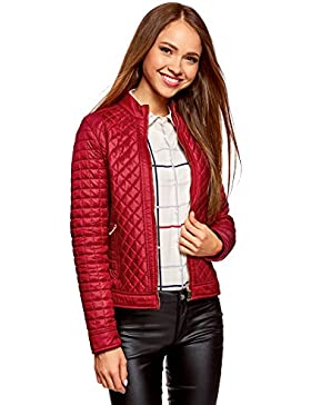 oodji Collection Mujer Chaqueta