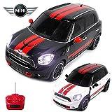 Offiziell Lizenziert CM-2203 1:18 Mini Cooper Countryman Funkfernsteuerung RC Elektroauto - Bereit Zum Rennen EP RTR - Schwarz / weiß - Schwarz