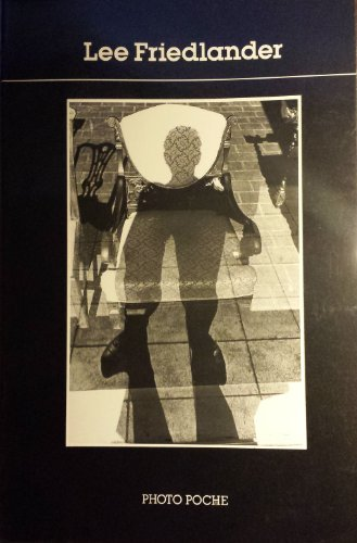 Photopoche, numéro 29 : Lee Friedlander par Nathan