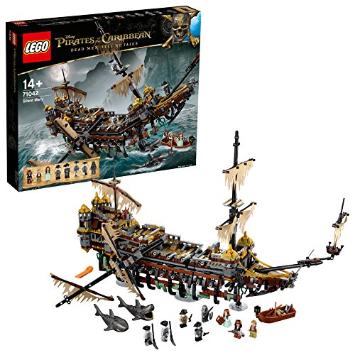 flying dutchman lego LEGO Pirates of the Caribbean 71042 Silent Mary