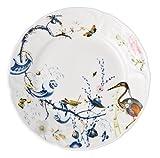 Rosenthal Sanssouci Weiss Chambre Bleue Brotteller 17 cm [A]