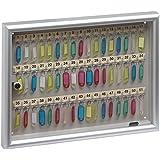 Joma AL02082 - Armario para llaves (51 unidades, perfil de aluminio)