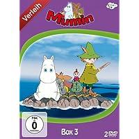 Die Mumins - Box 3