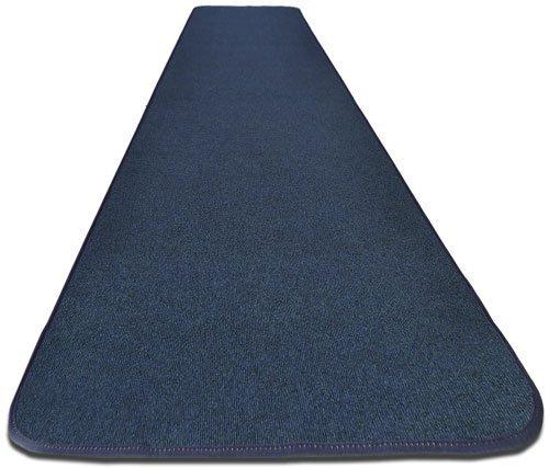 House, Home und mehr-Outdoor Teppich Läufer-Blau-viele andere Größen zur Auswahl, blau, 3-feet X 10-feet - 10ft Teppich