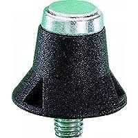 Uhlsport Aluminio/Nailon - Negro, 13/16MM