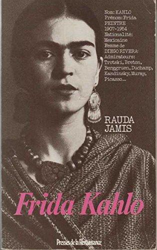 Frida Kahlo - Autoportrait D'une Femme