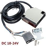 GOZAR E3Jk-R4M1 Interruttore Sensore Specular Reflection Photoelectric Dc 10-24V 3A