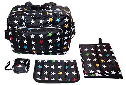 My Bag's Kit Bolso Maternidad+ Cambiador + Portadocumentos