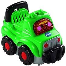 Tut Tut Bólidos - Vehículo de juguete, Pedro todo terreno (VTech 3480-164222)