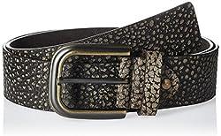 Peter England Mens Leather Belt (8907495139203_RL51691449_Large_Brown)