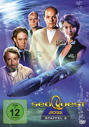 SeaQuest - Die komplette 3. Staffel [4 DVDs] Hack-tv-serie Dvd
