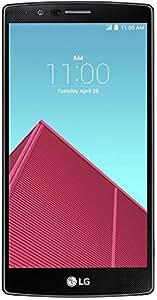 LG G4 Smartphone débloqué 4G (Ecran : 5,5 pouces - 32 Go - Micro SIM - Android 5.1 Lollipop) Titane (Import Europe)