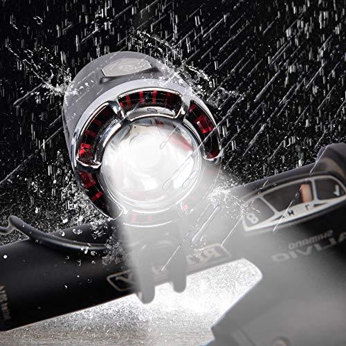 MTSBW Fahrradlicht Mit USB-Kabel Im Freien Fahrrad Blendung Front Nacht Reiten Scheinwerfer Wasserdichte Sicherheit