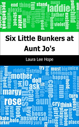 Six Little Bunkers at Aunt Jo's (Cord Place Childrens)