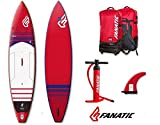 Fanatic Ray Touring Air Premium inflatable SUP 2016 11.6 Windsurf Stand up Paddle Board