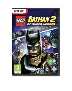 LEGO Batman 2: DC Super Heroes (PC DVD)