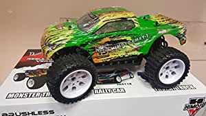 Himoto AUTO 1/10 EMXT-1 MONSTER TRUCK ELETTRICO 2.4GHZ 4WD RTR HI2101