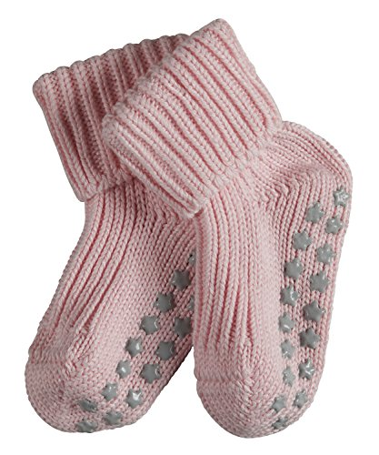 FALKE FALKE Catspads Cotton Baby Stoppersocken powderrose (8900) 62-68 mit Anti-Rutsch-Sohle