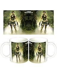 Tomb Raider Underworld Lara Croft A Tasse Mug