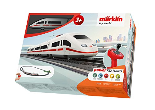 "Märklin my world 29330 - Startpackung ""ICE 3\"" (Batterie), Spur H0"
