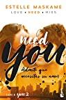 You 2. Need You par Maskame