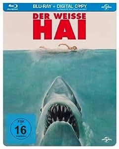 Der weiße Hai (Steelbook) [Blu-ray] [Limited Edition]