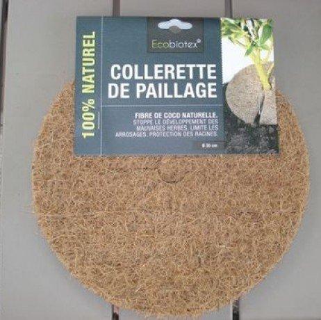 Disque de Paillage Coco Ø 20cm DCOCO20x1