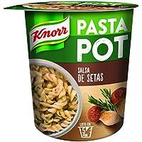 Knorr Pasta Pot Pasta con Salsa de Setas - 70 g