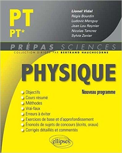 Physique Chimie TSI 2e Année de Lionel Vidal ,Régis Bourdin ,Stéphanie Calmettes ( 29 septembre 2015 )