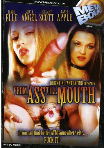 Preisvergleich Produktbild DVD - From Ass Till Mouth (1 DVD)
