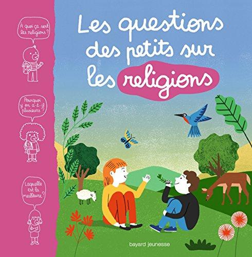 Questions des petits sur les religions par Marie Aubinais