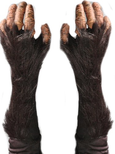 Zagone Studios G1014 Super-Aktion Chimp Handschuhe (Zagone Studios Kostüm)