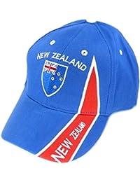 Fan Cap Neuseeland New Zealand NEU Kappe Flagge Basecap